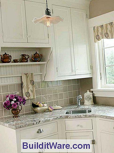 Fotogalerie: Weiße Küchen - Nützliche Hinweise Zu Reparieren. Machen ...