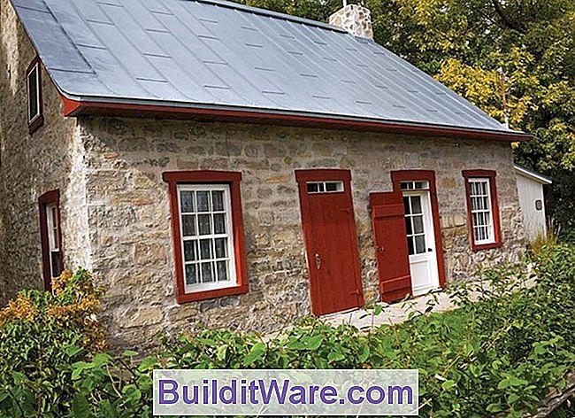 Ein Steinhaus In Quebec Bewahren Nützliche Hinweise Zu