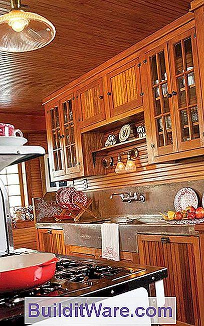 Die Große Küche Ist Relativ Neu. Sein Weitläufiges Layout, Die Gut  Abgestimmte Tannenbead